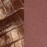 Croco choco brownrose